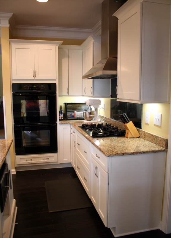 Our Kitchen Cliqstudios Cabinetry